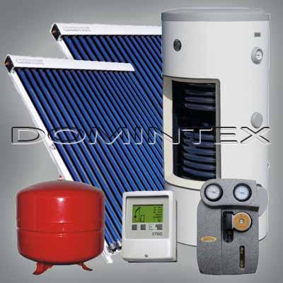 Solární sestava Galmet Luxury Tube 300l