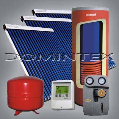 Solární sestava Galmet Maxi Tube 500l
