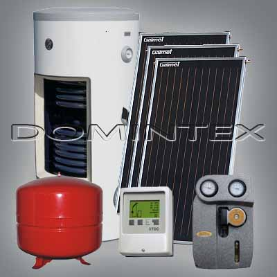 Solární sestava Galmet Premium Large Plus 400l