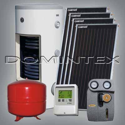 Solární sestava Galmet Premium Maxi 400l