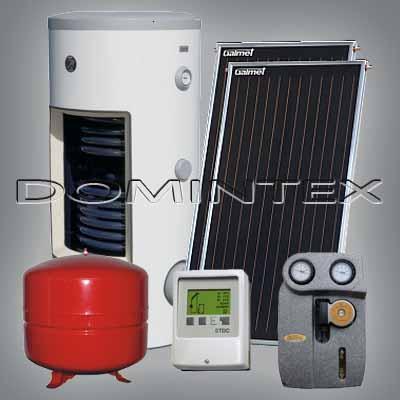 Solární sestava Galmet Premium Standard 250l