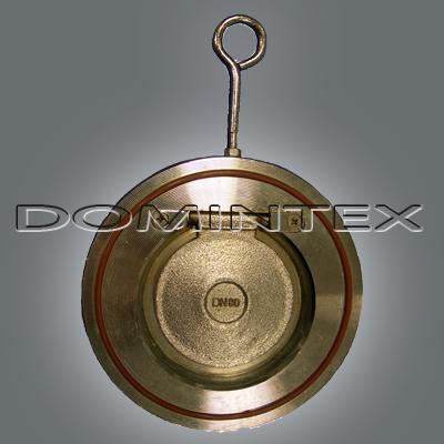 Zpětná klapka KSB ECOLINE WT PN16 DN100 ocel / viton