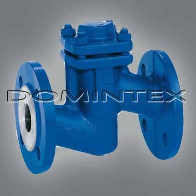 Zpětný ventil DN32 KSB NORI 40 RXL PN25/40