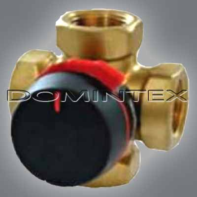 """Čtyřcestný ventil ESBE DUOMIX VRG141 DN15 - 1/2 """"Kvs 2.5 - vnitřní závit"""