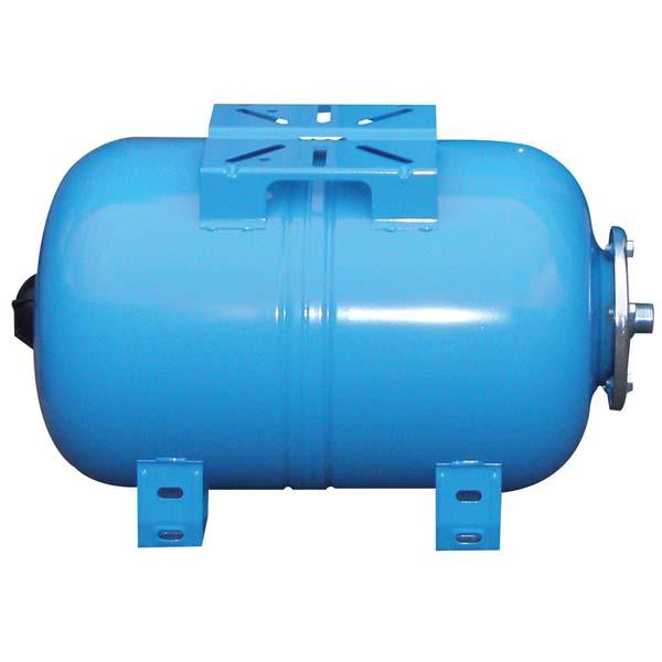 Tlaková nádoba 80l Aquasystem VAO 80 10 Bar - horizontální